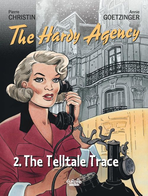 The Hardy Agency - Volume 2 - The Telltale Trace
