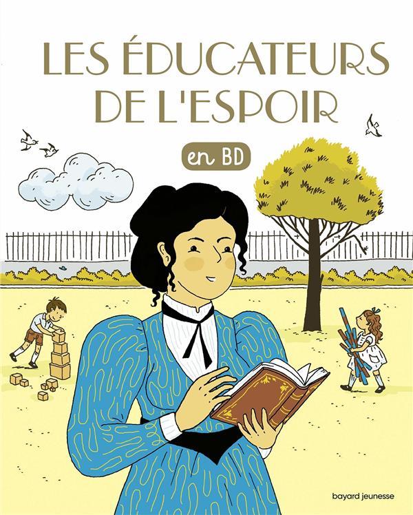LES CHERCHEURS DE DIEU - T32 - LES EDUCATEURS DE L-ESPOIR