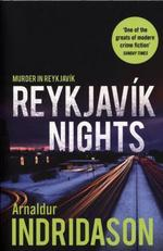 Vente Livre Numérique : Reykjavik Nights  - Arnaldur Indridason
