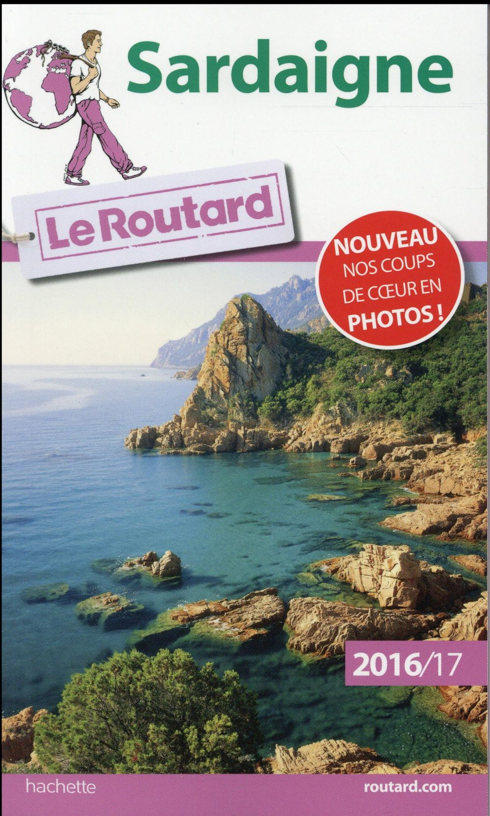 Guide du Routard ; Sardaigne (édition 2016/2017)