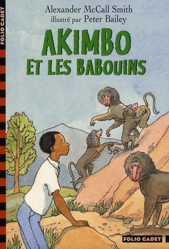Akimbo et les babouins