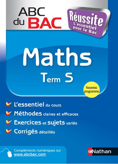 Maths ; Terminale S ; Programme 2012