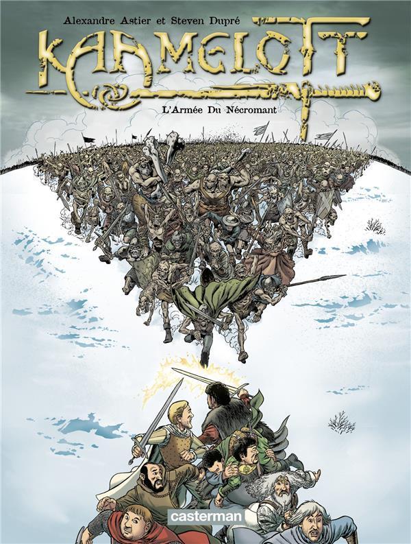 Kaamelott T.1 ; l'armée du Nécromant