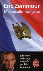 Couverture de Mélancolie française