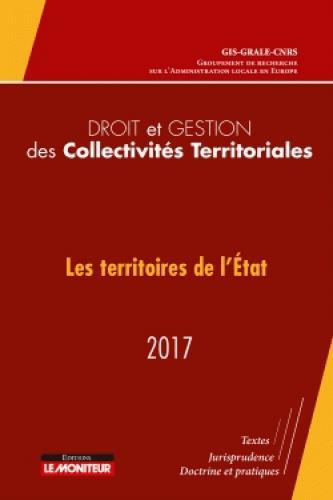 Droit et gestion des collectivités territoriales 2017