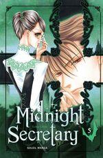 Vente Livre Numérique : Midnight secretary t.5  - Tomu Ohmi