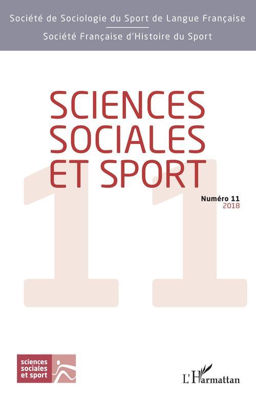 REVUE SCIENCES SOCIALES ET SPORT