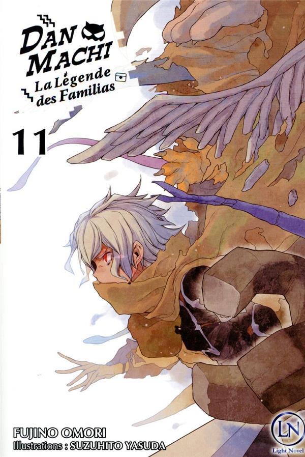 DanMachi ; la Légende des Familias T.11