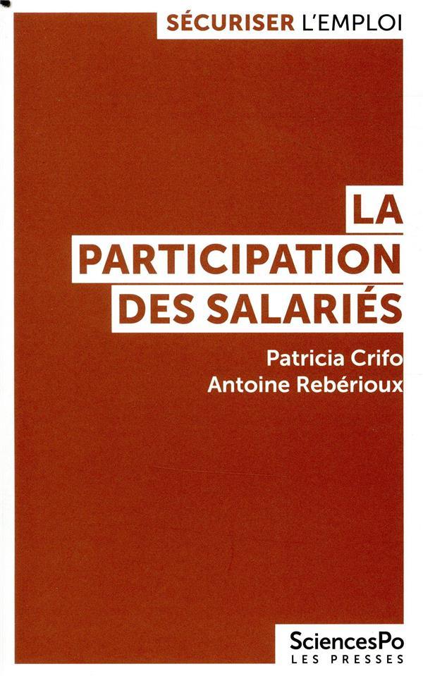 La participation des salariés