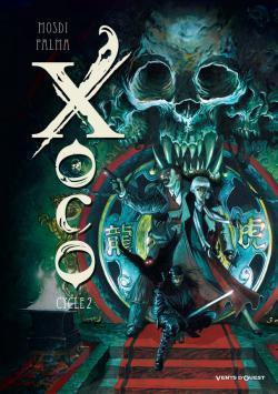 Xoco ; Intégrale vol.2 ; t.3 et t.4 ; cycle 2