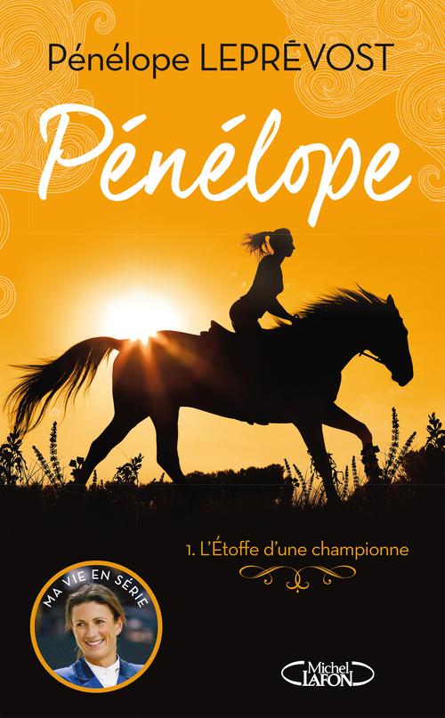 Pénélope - tome 1 L'étoffe d'une championne