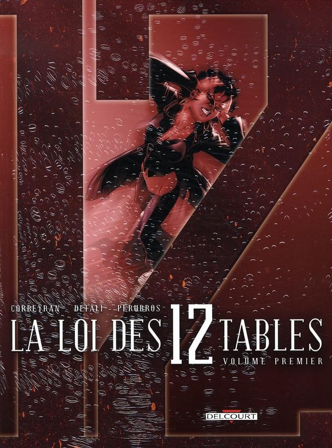 la loi des 12 tables ; t.1 et t.6
