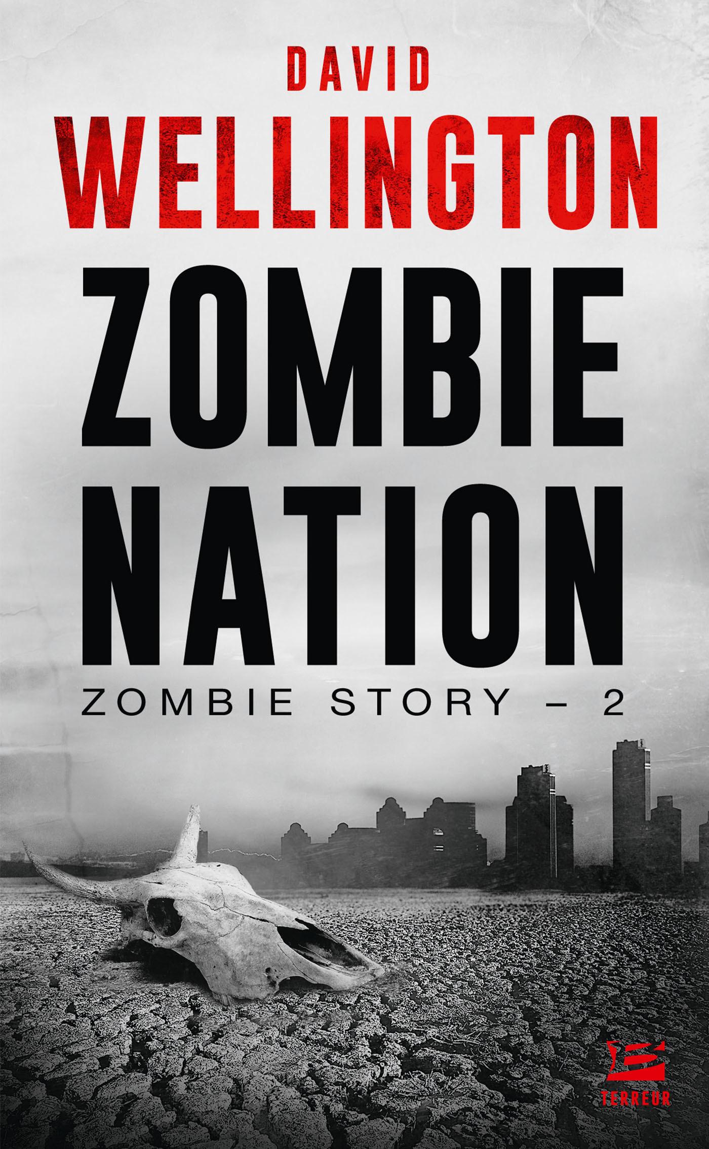 Zombie story T.2 ; zombie nation