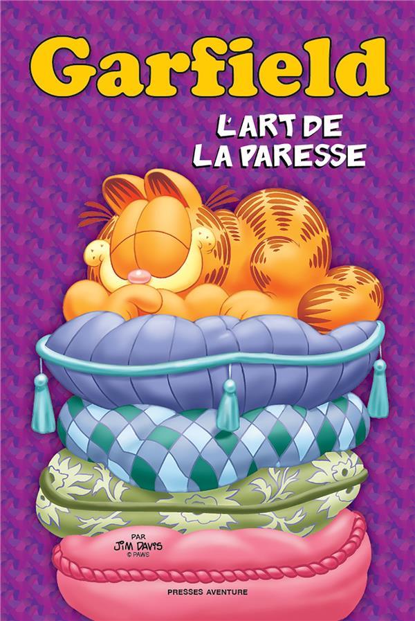 Garfield ; l'art de la paresse