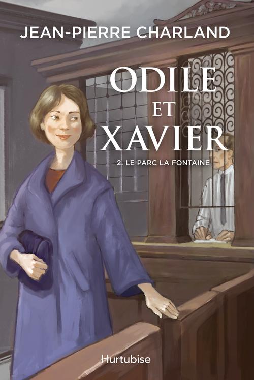 Odile et Xavier t.2 ; le parc la fontaine
