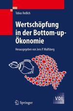 Wertschöpfung in der Bottom-up-Ökonomie  - Tobias Redlich