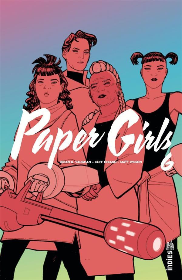 Paper girls t.6