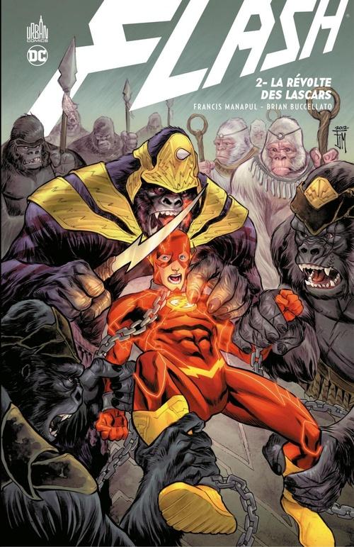 Flash - Tome 2 - La révolte des Lascars  - Francis Manapul  - Brian Buccellato