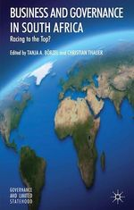 Business and Governance in South Africa  - C. Thauer - T. Borzel
