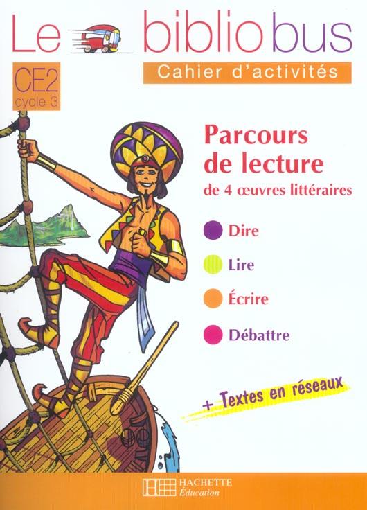 Le Bibliobus N  3 Ce2 - Sindbad Le Marin - Cahier D'Activites - Ed.2004