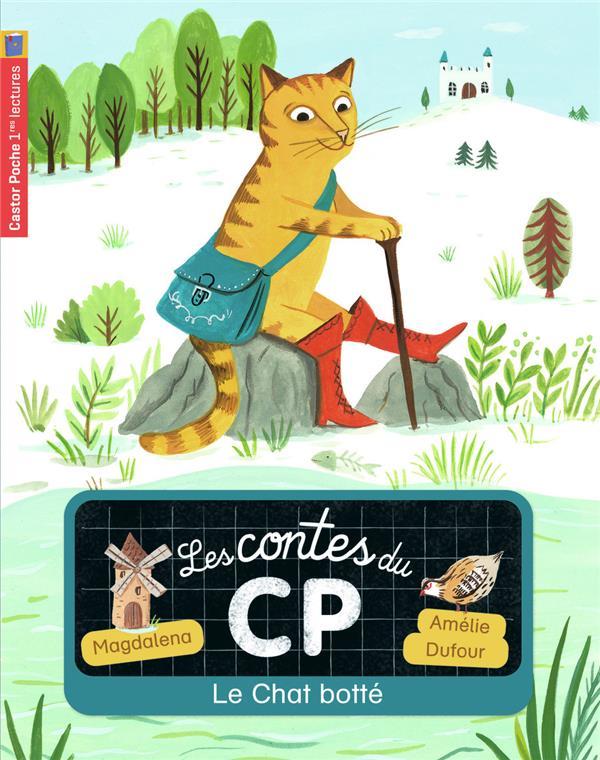 les contes du CP t.10 ; le chat botté