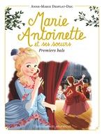 Vente EBooks : Marie-Antoinette et ses soeurs (Tome 2) - Premiers bals  - Anne-Marie Desplat-Duc