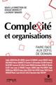 Complexité et organisations  - Edgard Morin  - Laurent BIBARD  - ESSEC
