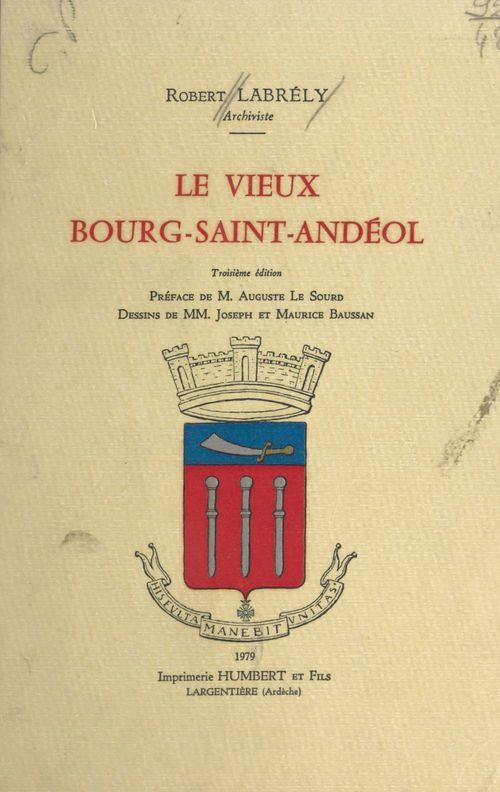 Le vieux Bourg-Saint-Andéol