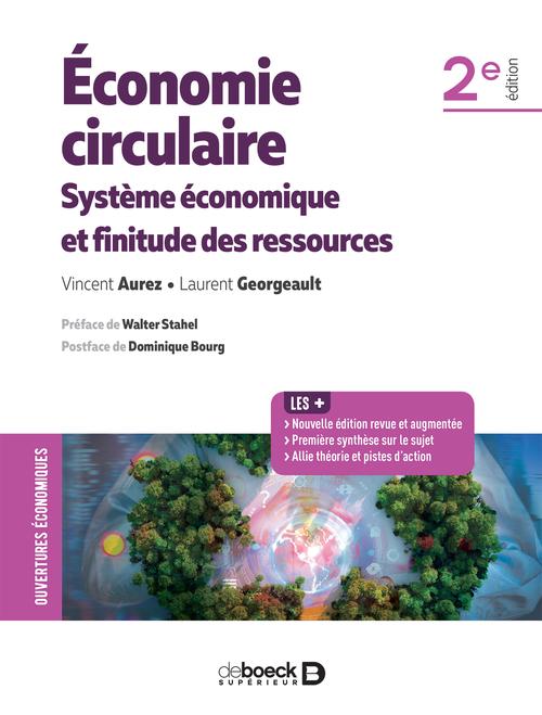 économie circulaire ; système économique et finitude des ressources (2e édition)