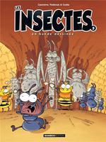 Les insectes en bande dessinée t.5