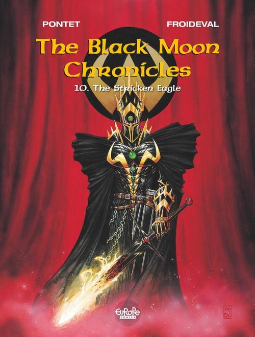 Les Chroniques de la Lune Noire - Tome 10 - 10. The Stricken Eagle