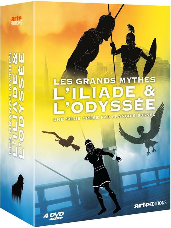 Les Grands Mythes - L'Iliade et l'Odyssée