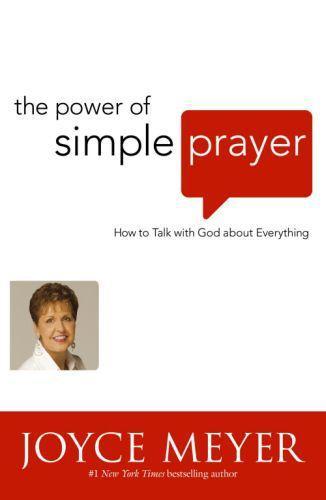 The Power of Simple Prayer