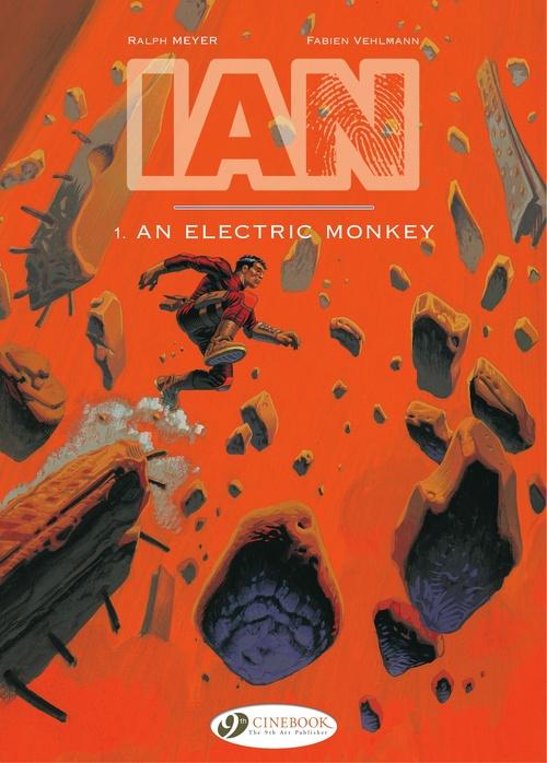 IAN t.1 ; an electric monkey