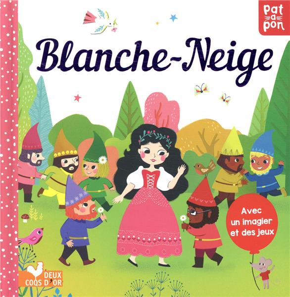Ma petite histoire ; Blanche-Neige