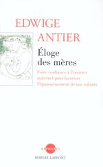 Vente Livre Numérique : Éloge des mères  - Edwige Antier