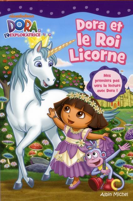 Dora Et Le Roi Licorne