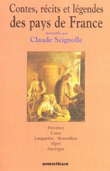 Contes, recits et legendes tome 3 provence - vol03