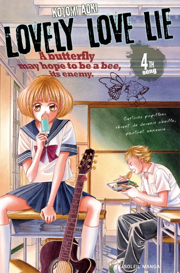 Lovely love lie T.4