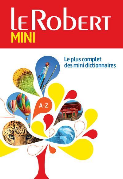 LE ROBERT MINI LANGUE FRANCAISE 2017