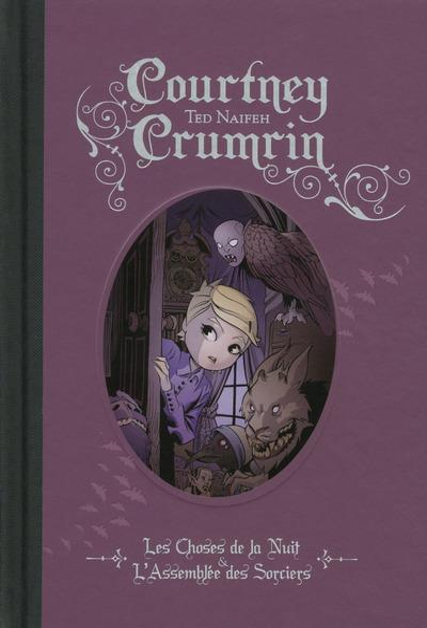 Courtney Crumrin ; INTEGRALE VOL.1 ; T.1 ET T.2