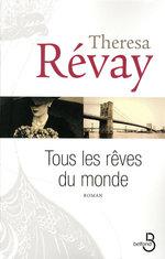 Vente Livre Numérique : Tous les rêves du monde  - Theresa Révay