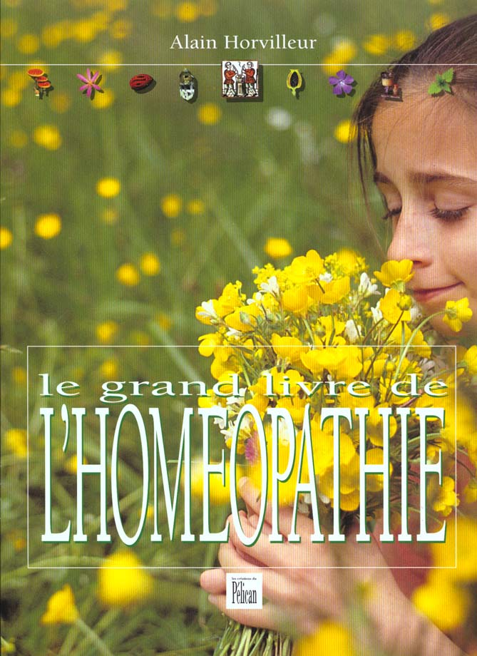 Grand livre de homeopathie  broche