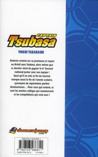 Captain Tsubasa t.13