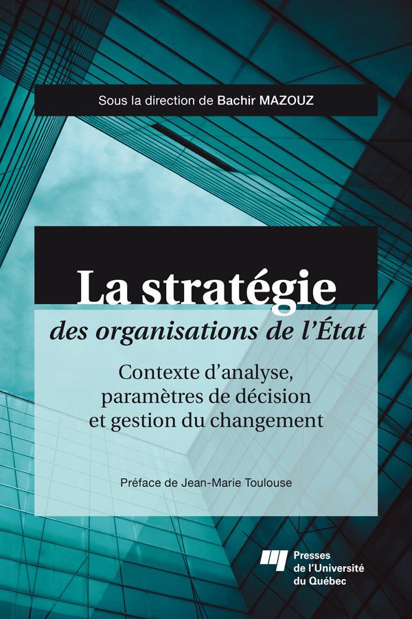 strategie des organisations de l'etat