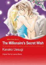 Vente EBooks : Harlequin Comics: Million Dollar Men: The Millionaire's Secret Wish - Tome 3  - Leanne Banks