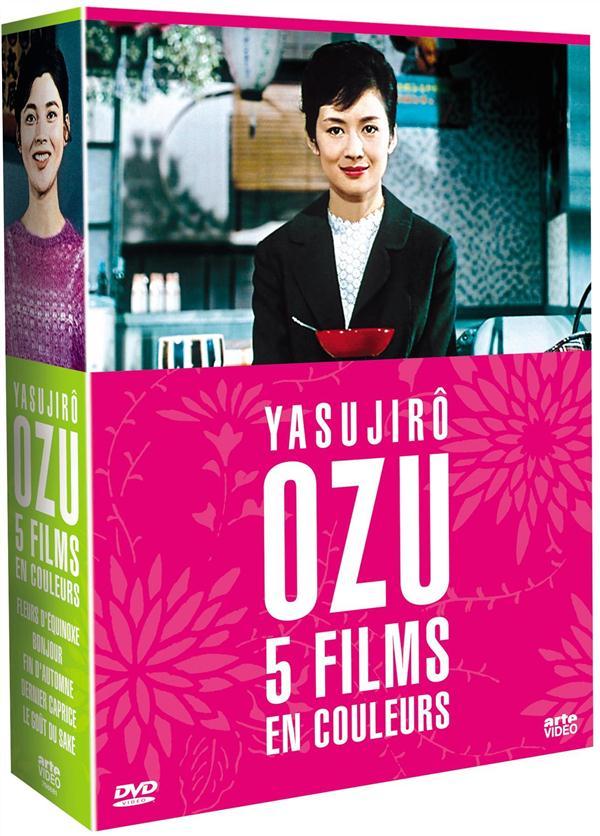 Yasujiro Ozu - 5 films en couleurs