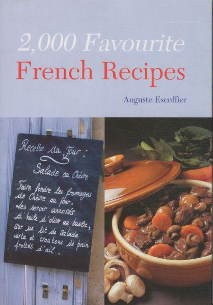 2000 French Recipes
