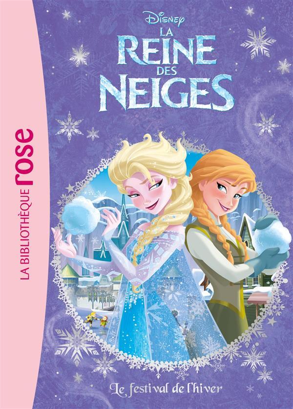 La Reine Des Neiges T.2 ; Le Festival De L'Hiver