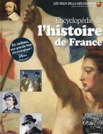 Couverture de Encyclopedie De L'Histoire De France